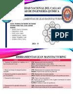 CALIDAD - Taller de Herramientas de Lean Manufacturing