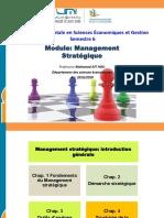 Manag_StratégiquePartie1 (Pr. MOHAMED Ait Hou)