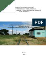 Mestrado Sobre Canedo Em Geografia (2010)