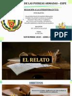 El Relato_Literatura