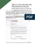 Mayra Rojas Ventura - Inversiones Medicas Galeno Sac. - Sunafil