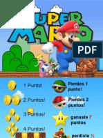 274. Juego de Preguntas EDITABLE!! Mario Bros (No Tiene Respustas, Solo Esta Programado)