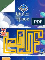 espacio exterior juego # 2