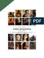 Dossier Prensa Vidaspequenas