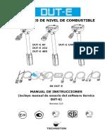 DUT-E SK DUT-E Manual de Instrucciones