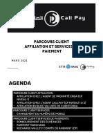 Parcours Client CallPay STB 032021