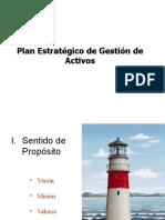 Plan Estrategico de Gestion de Activos
