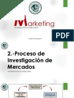 OK CLASE 2 Marketing - Investigación de Mercado