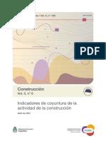 Act. de La Construcción Abr2021