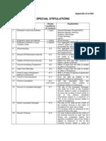 Tender Document Motorway Police