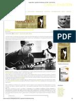 Il Jazz Intimo e Gentile Del Chitarrista Jim Hall - Carlo Pasceri