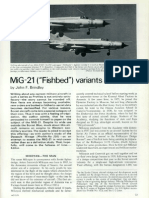 Mig 21 Fishbed