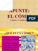 LA HISTORIETA Y EL COMIC 6°