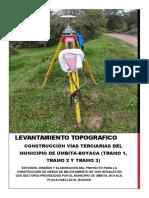 Informe Placa Huella El Bosque