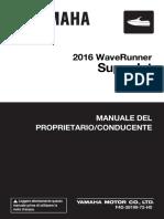 Yamaha superjet WaveRunner F4D-28199-72-H0