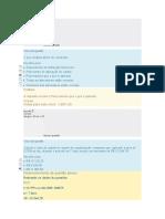 Simulado de Matemática Financeira - 1