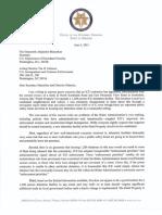 AZAG Letter to Biden on Migrant Hotels