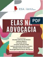 E-book Elas Na Advocacia Completo