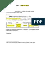 Anexo 1_Modelo de Oficio