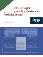 La Escuela Un Lugar Posible Para La Experiencia de Igualdad Adriana Fontana Revista UEPC