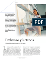 clubdelateta REF 335 Embarazo y lactancia, necesidades nutricionales de la mujer 1 0