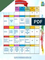 Calendario Musical Mayo - 7° a 8° Básicos - Ed. Musical CEAS