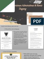 Dokumen Perizinan Administrasi & Bisnis Dagang