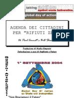 R4. P. Connett, B. Sheehan - Agenda Rifiuti Zero