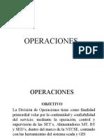 POE Operaciones 2007