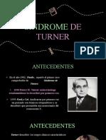 SINDOME DE TURNER