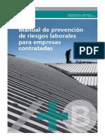 Manual Prevencio Riscos Empreses Contractades CAST