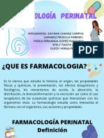 Farmacologia perinatal1