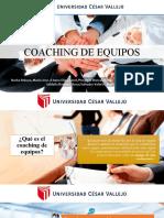 COACHING DE EQUIPOS PPT
