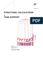 37 Tank Support Cover