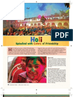 Holi - Hindu Festival