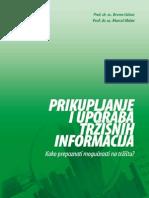 1. Prikupljanje i Uporaba Trzisnih Informacija