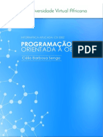Object Oriented Programming_PT