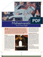Mahasivaratri Hindu Festival