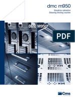 Sbavatrice-Satinatrice DMC M950_IE
