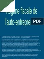 Regime Fiscale Autoentrepreneuers