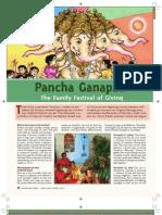 Pancha Ganapati Hindu Festival