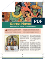 Rama Navami Hindu Festival