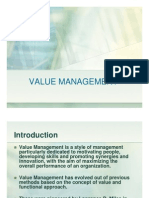 11VALUE MANAGEMENT