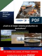 Calidad de Agua en  Tecnología Biofloc PDF