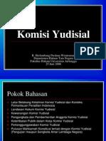 Komisi- yudisial