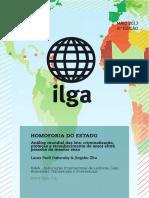 ILGA - homofia do estado