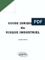 Guide Juridique Du Risque Industriel Sommaire