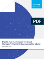 Digital Age Assurance Tools and Childrens Rights Online Across the Globe