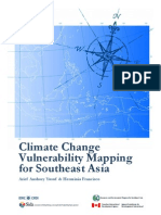 Climate Change Vulnerability Mapping for Southeast Asia