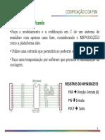 Introdução a Programação - CODIFICAÇÃO C DA FSM
